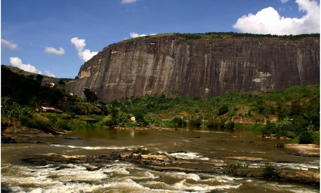 Pedra de Paraibuna, em Comendador Levy Gasparian Foto: Divulgação/Setur RJ