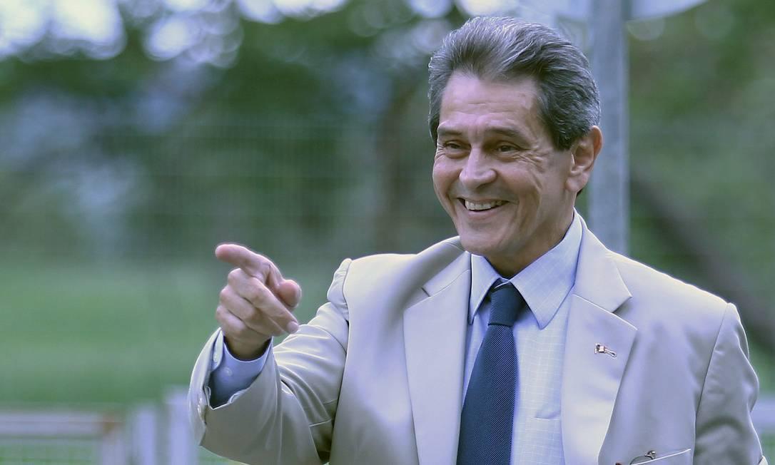 O ex-deputado federal, Roberto Jefferson Foto: Jorge William | Agência O Globo
