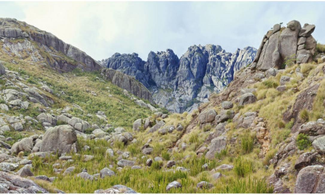Pico das Agulhas Negras, o ponto mais alto do estado Foto: Divulgação/Setur RJ
