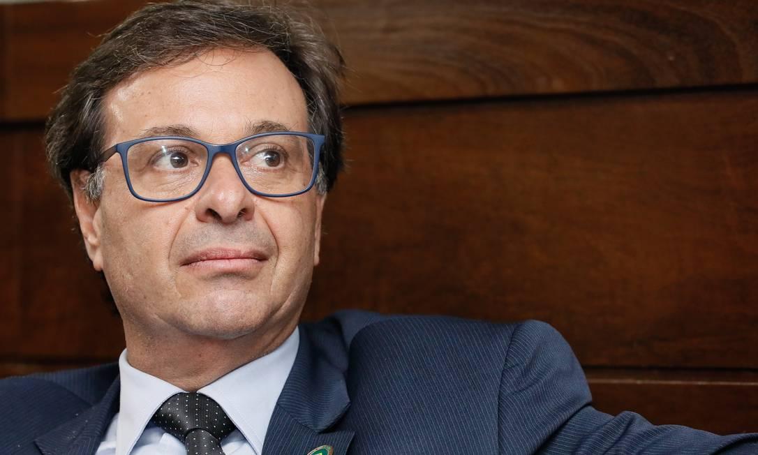 Próximo a Bolsonaro, Gilson Machado assume Ministério do Turismo Foto: Isac Nóbrega /PR