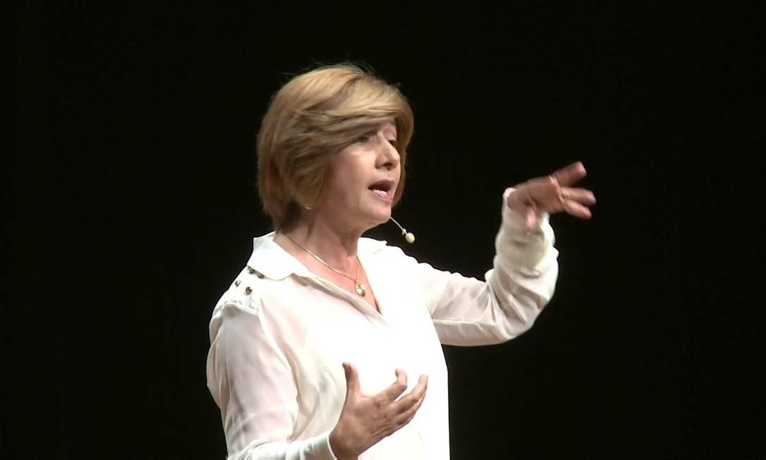A epidemologista Carla Domingues Foto: Reprodução