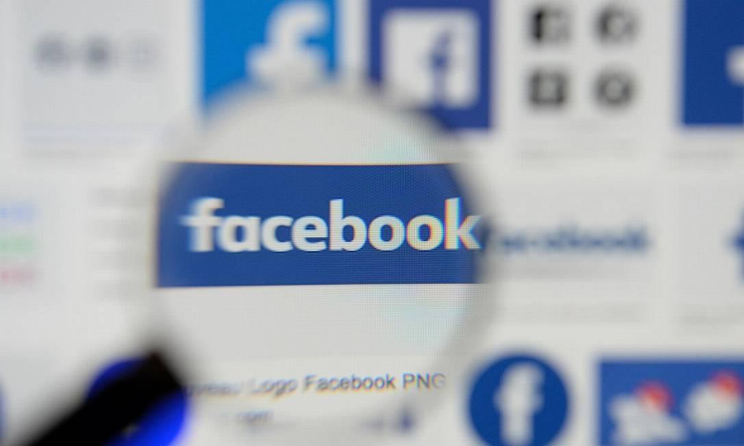 Facebook: com possível separação dos apps, problemas à vista Foto: Johanna Geron / Reuters