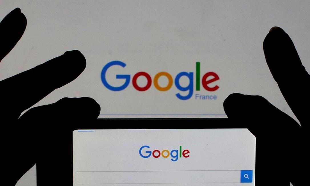 Google: alvo de memes com falha Foto: Eric Gaillard / REUTERS