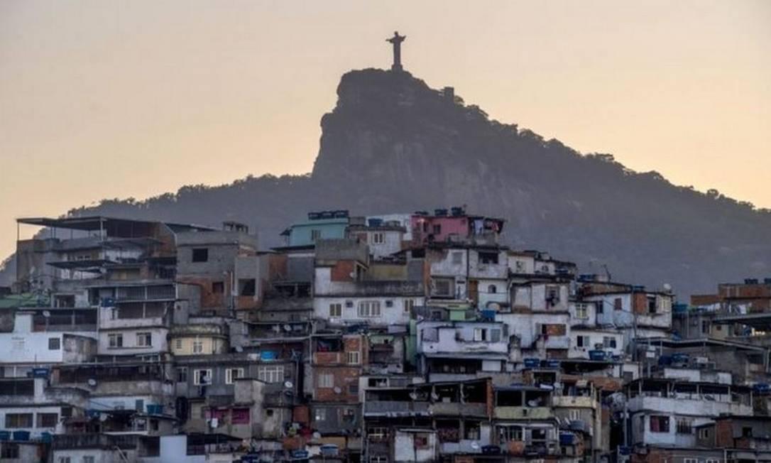 Casos de covid-19 no Rio de Janeiro aumentaram nas últimas semanas, apontam levantamentos Foto: AFP