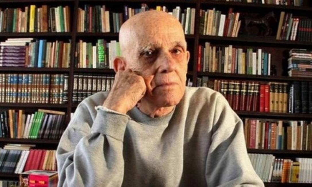 Um dos maiores autores brasileiros, Rubem Fonseca se foi em 15 de abril, por causa de um infarto. Ele tinha 94 anos. Foto: