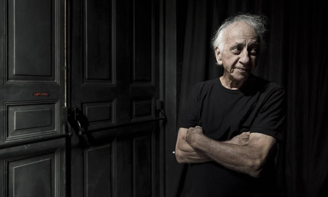 O ator Flávio Migliaccio foi encontrado morto no dia 4 de maio, em seu sítio, aos 85 anos. Foto: Leo Martins / Agência O Globo