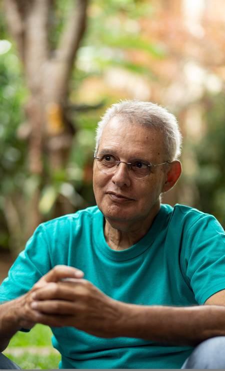 Gilberto Dimenstein, escritor e jornalista, faleceu em 29 de maio, aos 63, em decorrência de um câncer no pâncreas Foto: Bruno Santos/Folhapress /