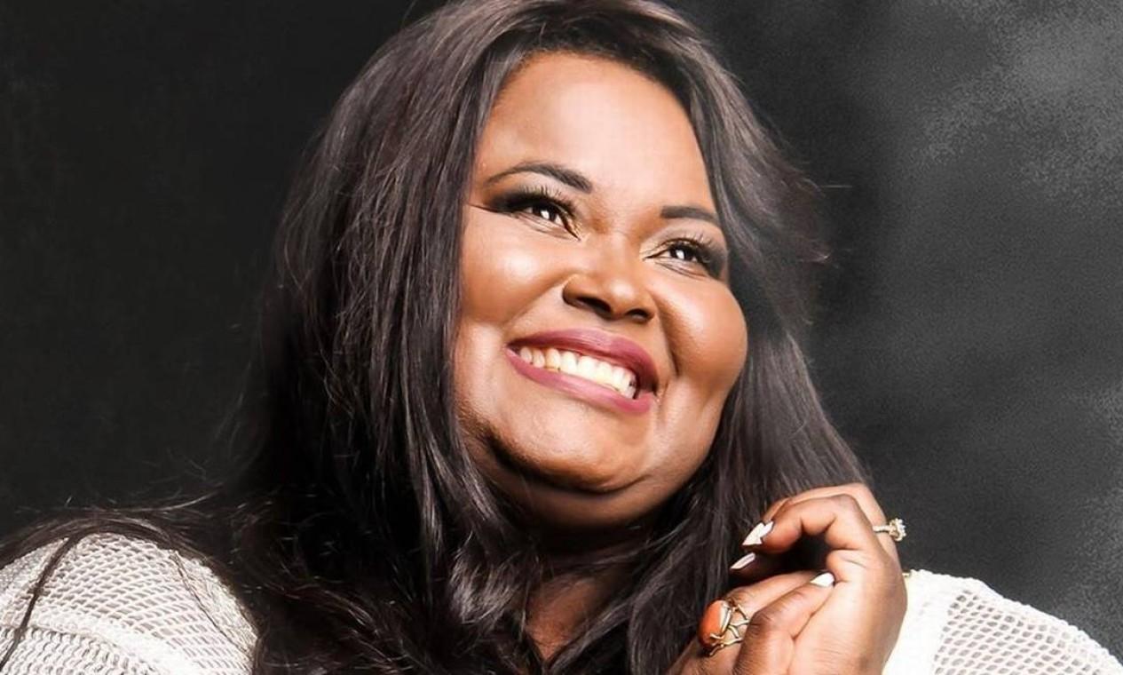 Cantora gospel Fabiana Anastácio morreu de Covid-19, no dia 4 de junho, aos 45 anos. Foto:
