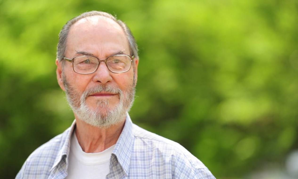O ator Leonardo Villar, que protagonizou o filme 'O pagador de promessas', morreu aos 96 anos, em 3 de julho. Ele teve uma parada cardíaca Foto: João Miguel Júnior / TV GLOBO