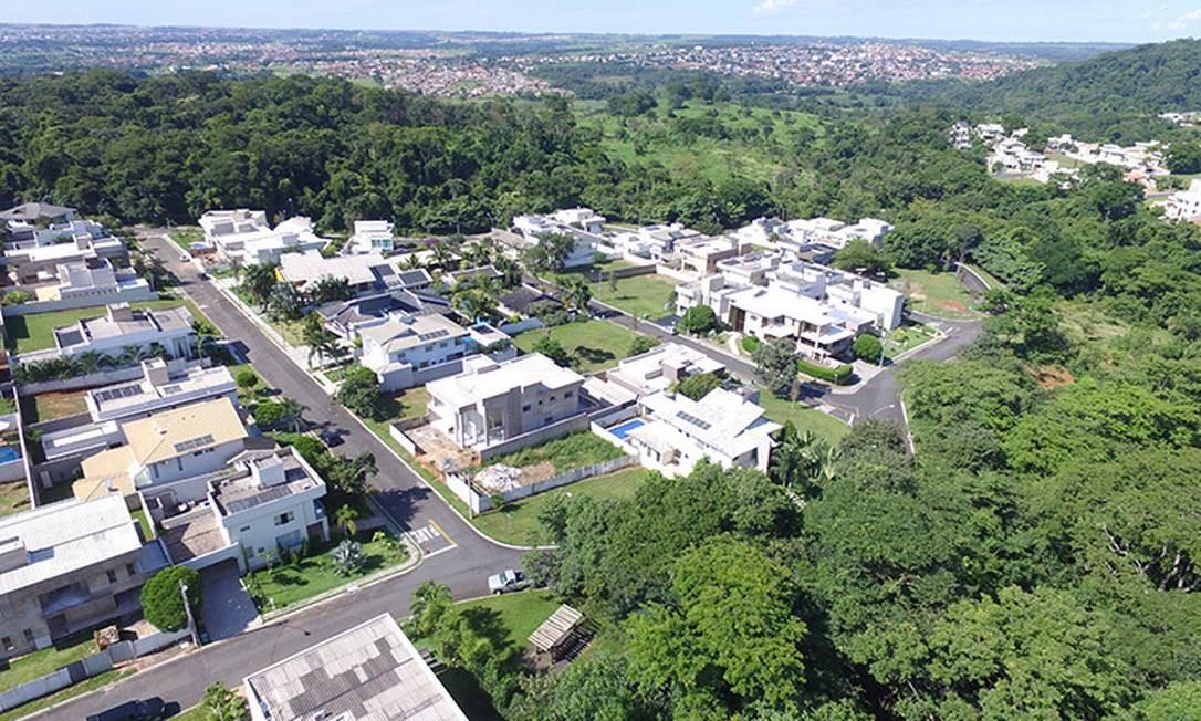 Empreendimento de alto padrão fica entre Goiás e Trindade Foto: Reprodução