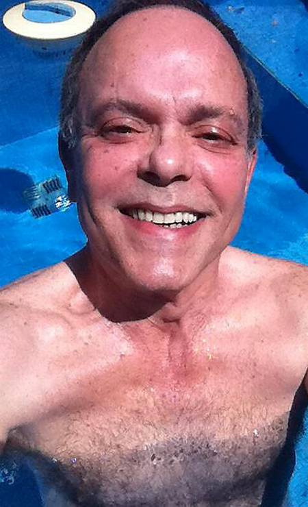 O jornalista Fernando Vanucci morreu, aos 69 anos, por problemas cardíacos, no dia 24 de novembro Foto: Reprodução /facebook