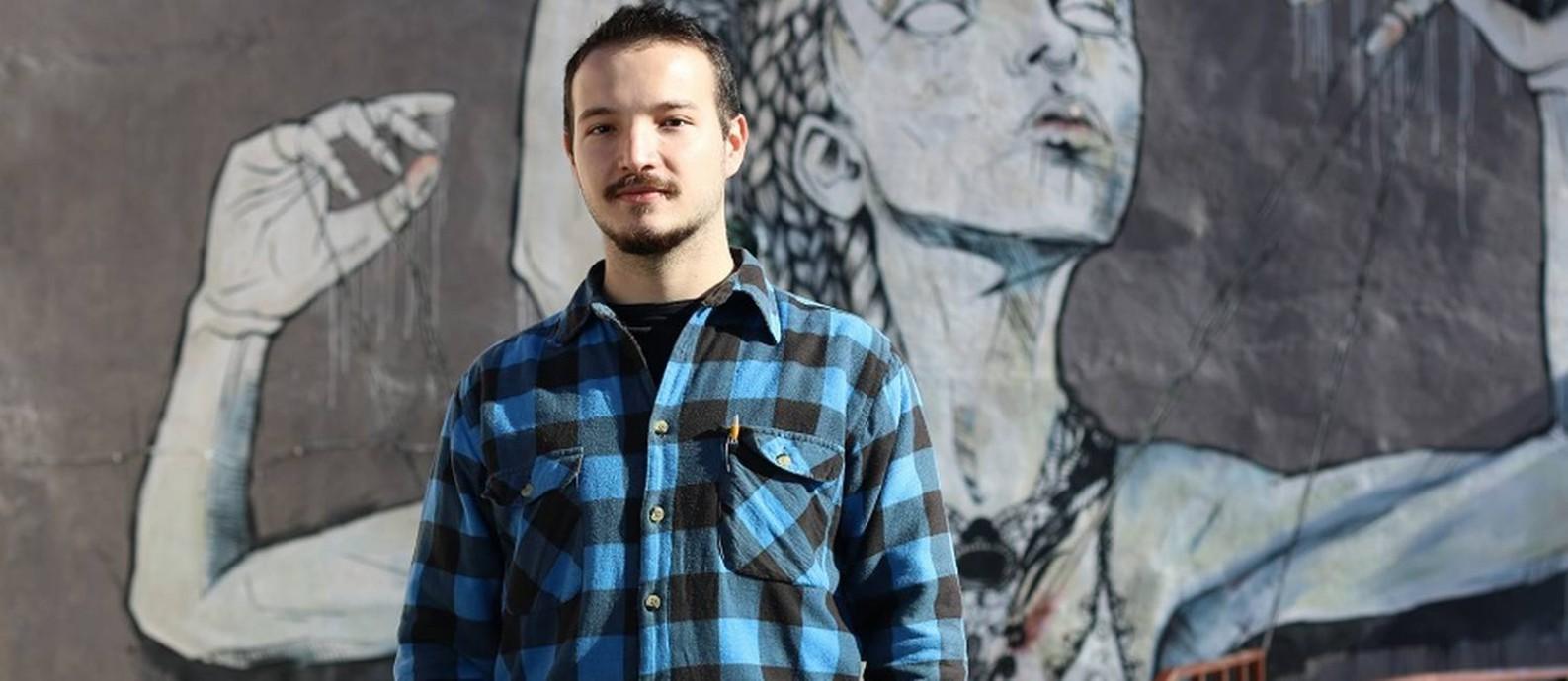 """Leonardo Araújo: """"Dá para viver com € 500 por mês no interior"""" Foto: Gian Amato"""
