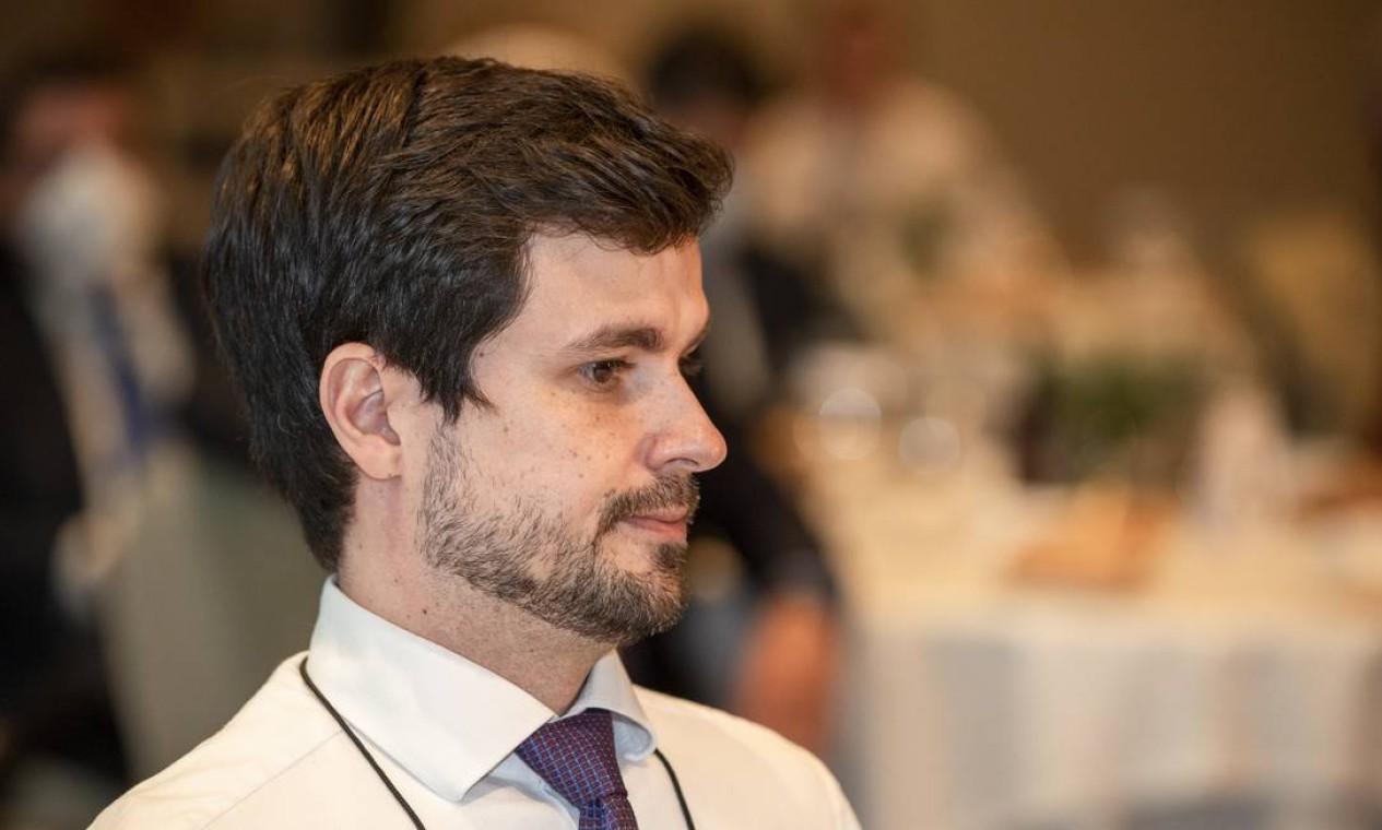 Secretaria de Desenvolvimento Econômico, Inovação e Simplificação fica com o advogado e empreendedor Chicão Bulhões, do Novo Foto: Ana Branco / Agência O Globo