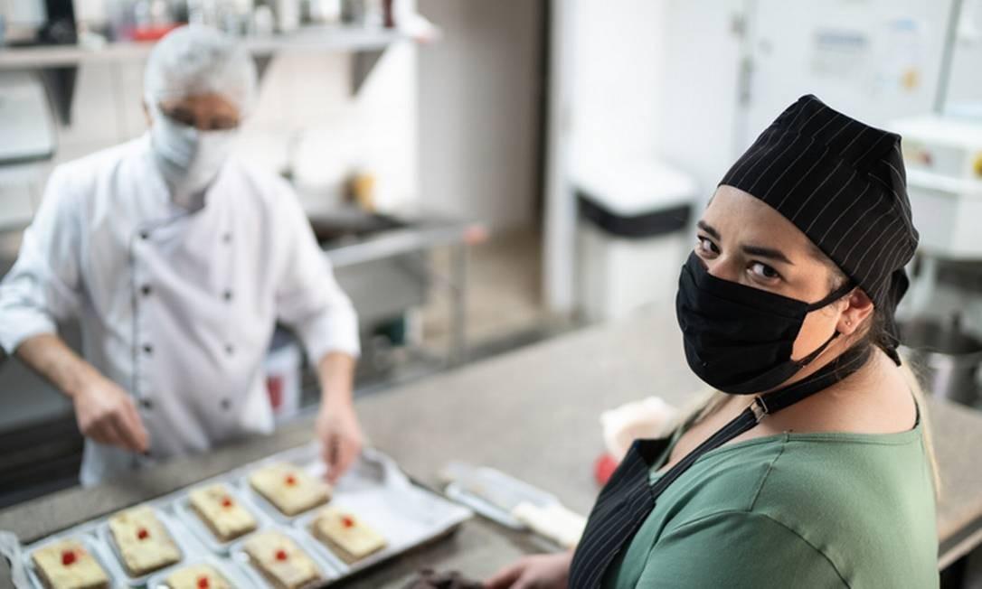 Curso de Gastronomia tem ritual de silêncio na degustação Foto: Getty Images/iStockphoto