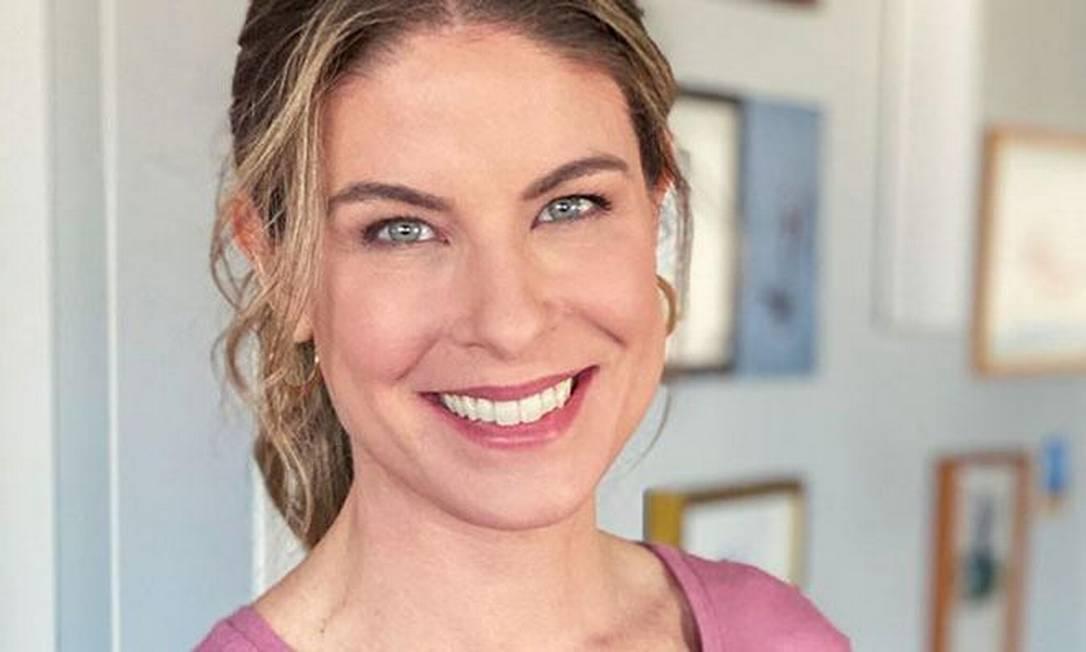 """Rita Lobo: a apresentadora do """"Cozinha prática"""" dá dicas sobre conservação e receitas com figo Foto: divulgação"""