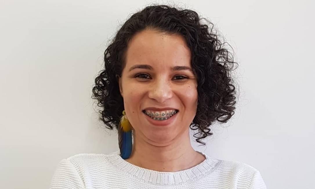 Ana Paula Rios é idealizadora de programa para capacitar pessoas em situação de rua Foto: Divulgação
