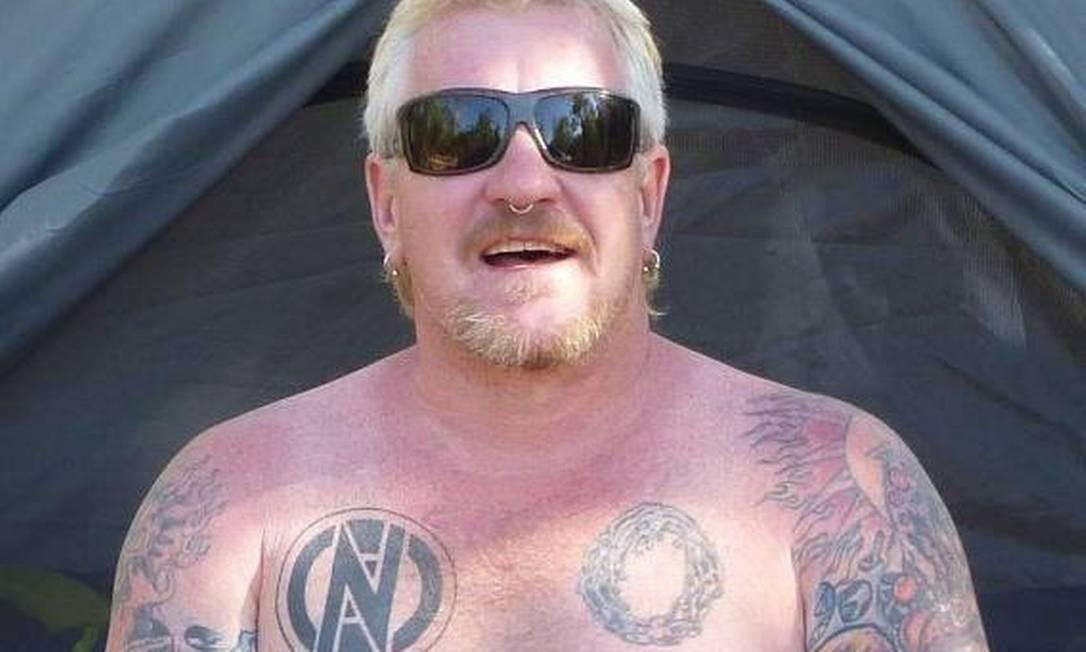 Matt Branson, ex-surfista profissional australiano Foto: Reprodução Facebook