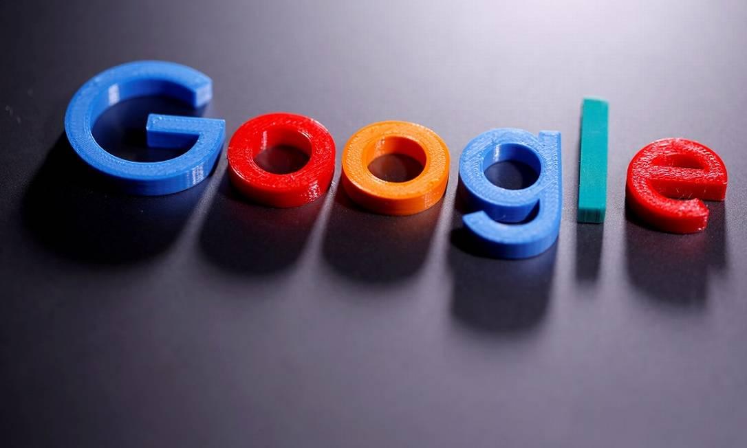 Google: acusado de acordos espúrios com Facebook Foto: Dado Ruvic / Reuters