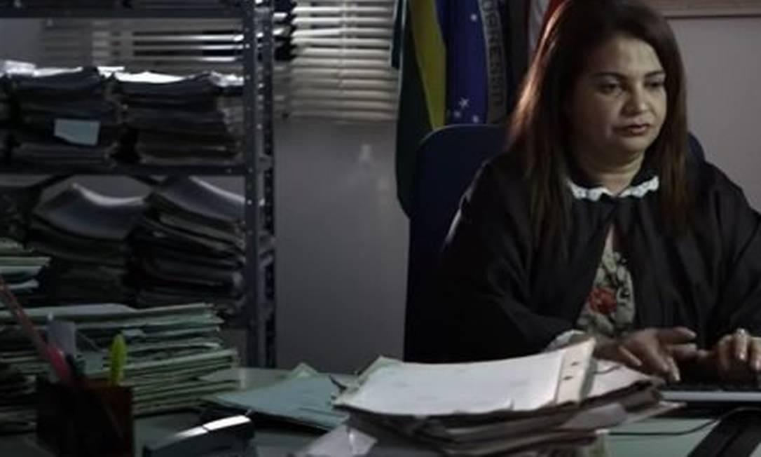 Magistrada atua no Tribunal de Justiça da Bahia (TJBA) Foto: Reprodução