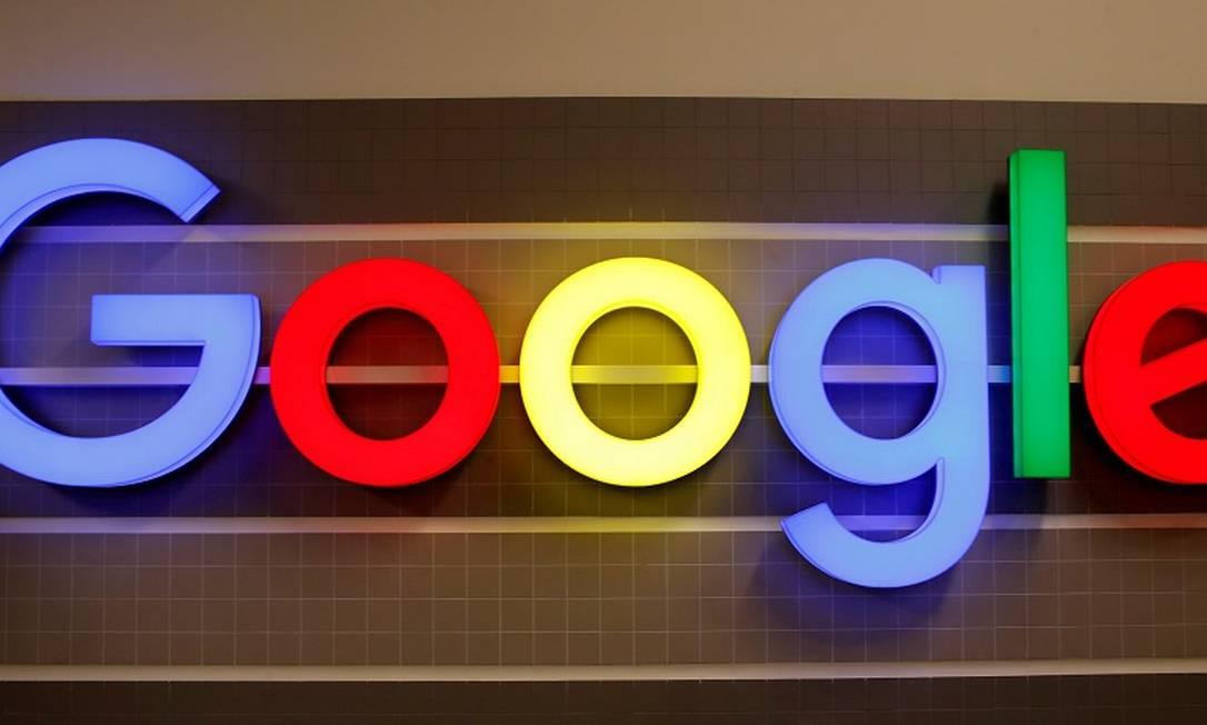 Google: julgamento vai demorar Foto: ARND WIEGMANN / REUTERS