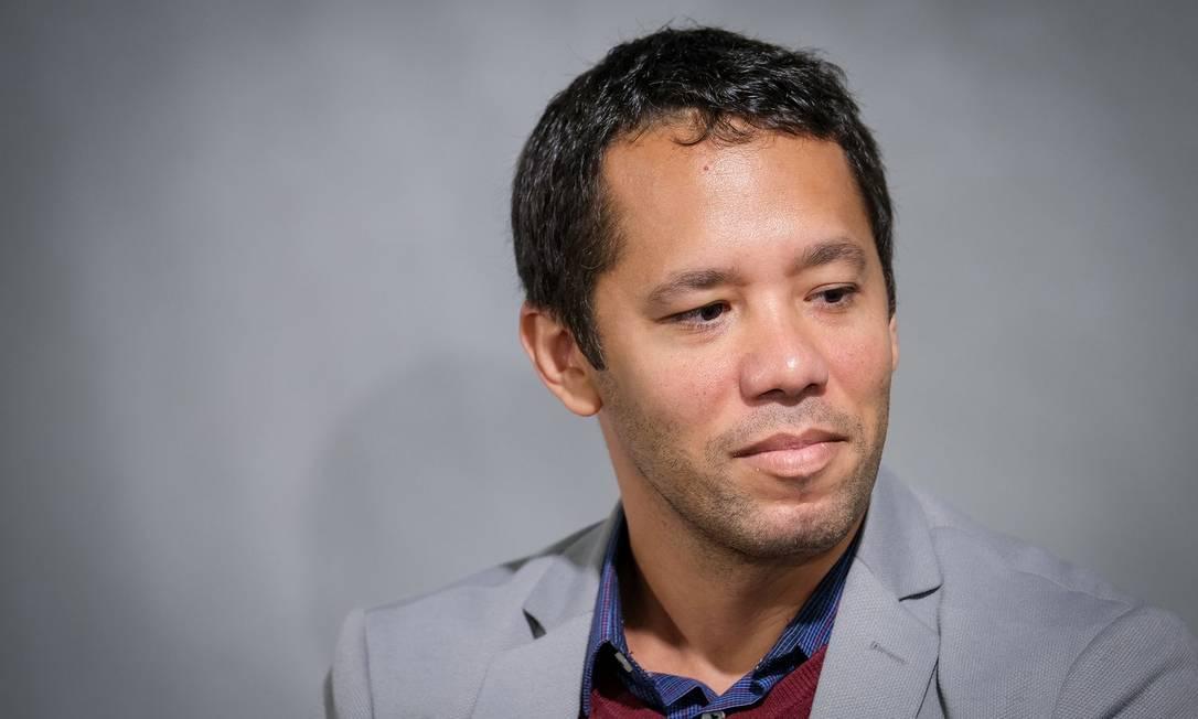 """O escritor baiano Itamar Vieira Junior, autor de """"Torto arado"""", romance vencedor dos prêmios Jabuti e Oceanos Foto: Arquivo pessoal / Divulgação"""