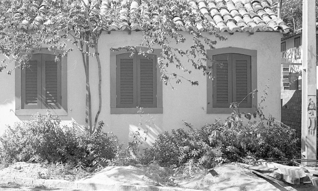 Búzios (RJ) - 09/08/1978 - Casa de Angela Diniz, em Búzios - Foto Arquivo / Agência O Globo - Negativo : 78-10905 Foto:
