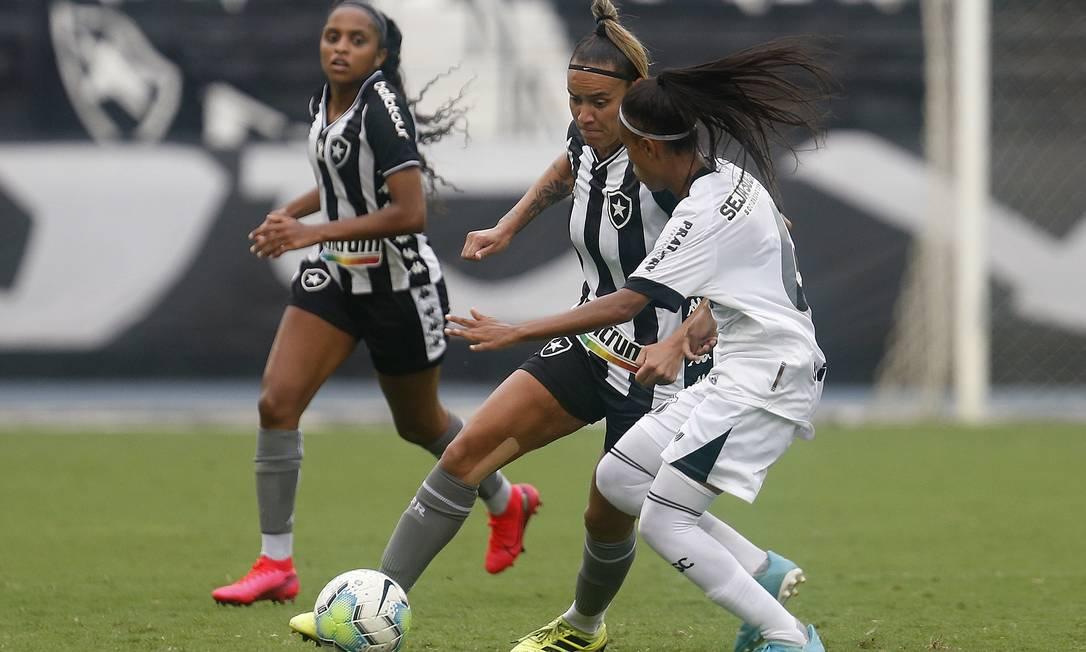 Botafogo e Ceará disputam vaga nas semifinais do Brasileirão A2 Foto: Vitor Silva / Botafogo
