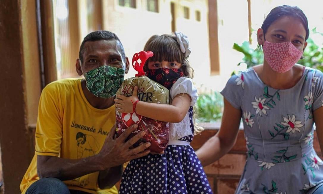 Em 2020, o Mesa Brasil Sesc intensificou seu trabalho, de forma a atender as pessoas mais impactadas pelas consequências do isolamento social. Foto: CNC/Divulgação
