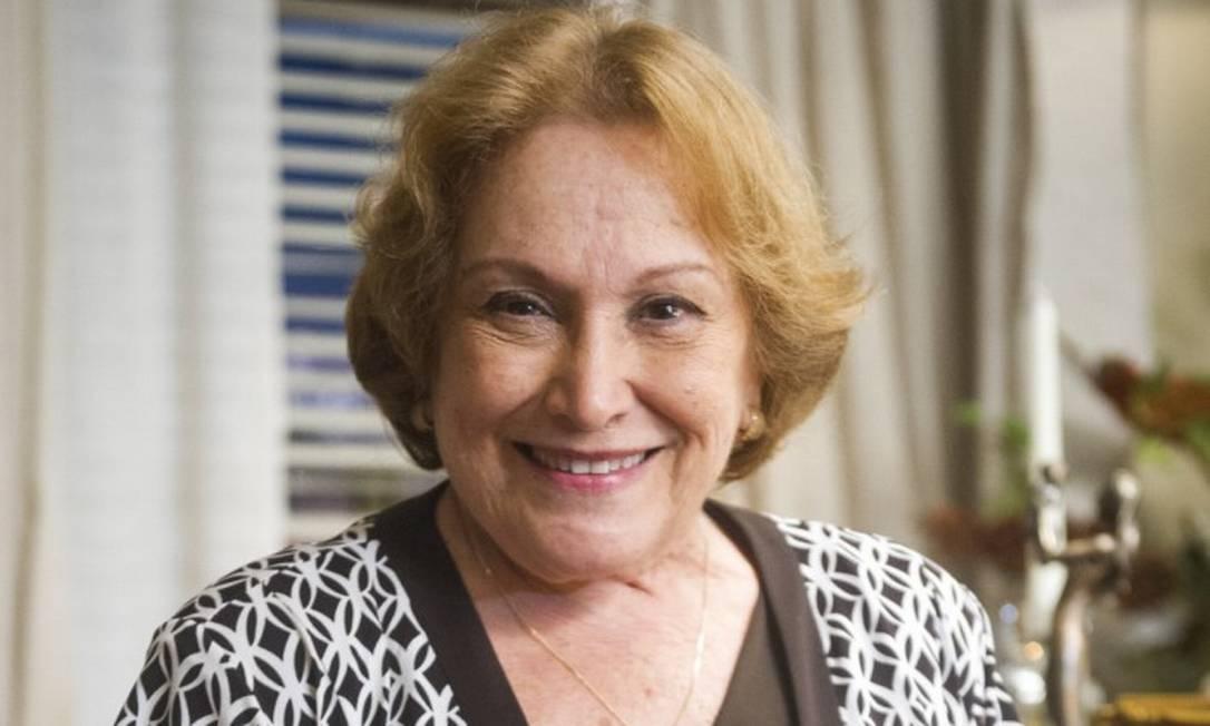 Nicette Bruno morreu por complicações causadas pela Covid-19 Foto: Divulgação