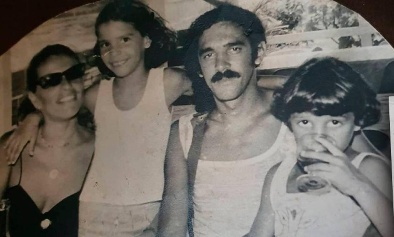 Veja fotos de família de Moraes Moreira - Jornal O Globo