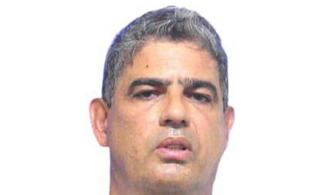 Paulo José Arronenzi foi preso por matar ex-mulher a facadas Foto: Reprodução