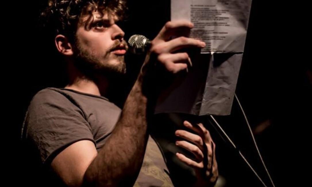 O escritor argentino Juan Francisco Moretti Foto: Divulgação