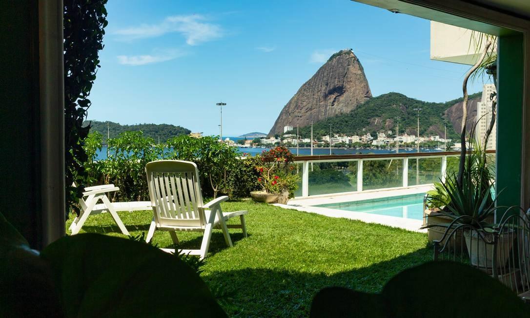 Outro ângulo da vista para o Pão de Acúcar Foto: Divulgação / HM Top Real Estate