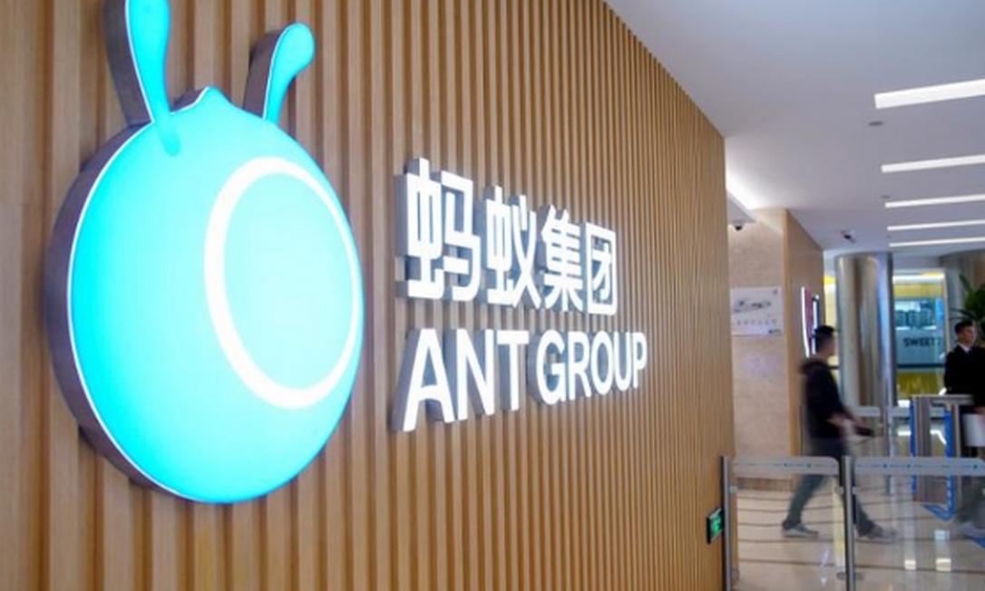 Ant Group vai ter que apresentar plano e cronograma para atender exigências do banco central chinês Foto: Reuters