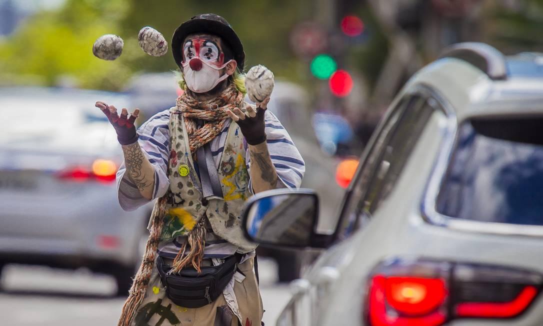 Lei Aldir Blanc destinou R$ 3 bi em socorro para o setor cultural, o mais afetado pela pandemia Foto: Edilson Dantas / Agência O Globo