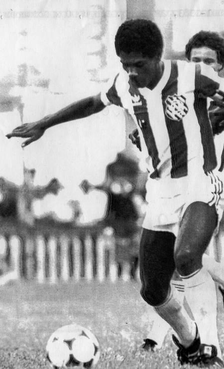 15/06 - Marinho, ex-Bangu e Atlético-MG, aos 63, de pancreatite Foto: Jorge Marinho / Agência O Globo