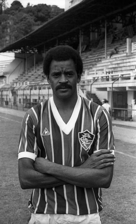 09/09 - Assis, ex-Fluminense e Remo, aos 76, de causa não divulgada Foto: Arquivo / Agência O Globo