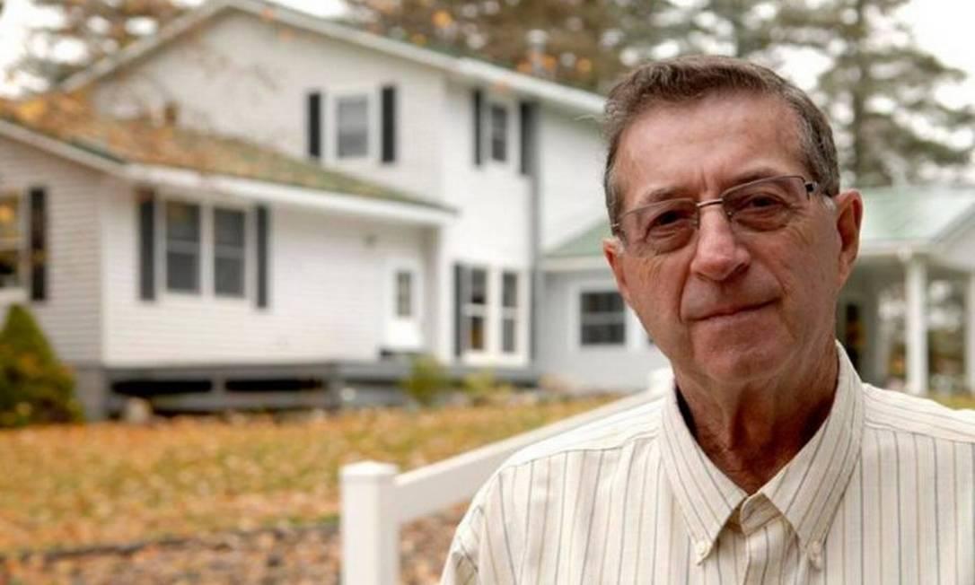 Jerry Selbee encontrou caminho para faturar alto em loteria dos EUA Foto: Reprodução