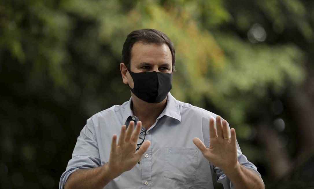 Paes baixará 74 decretos com medidas de cortes Foto: Gabriel de Paiva / Agência O Globo