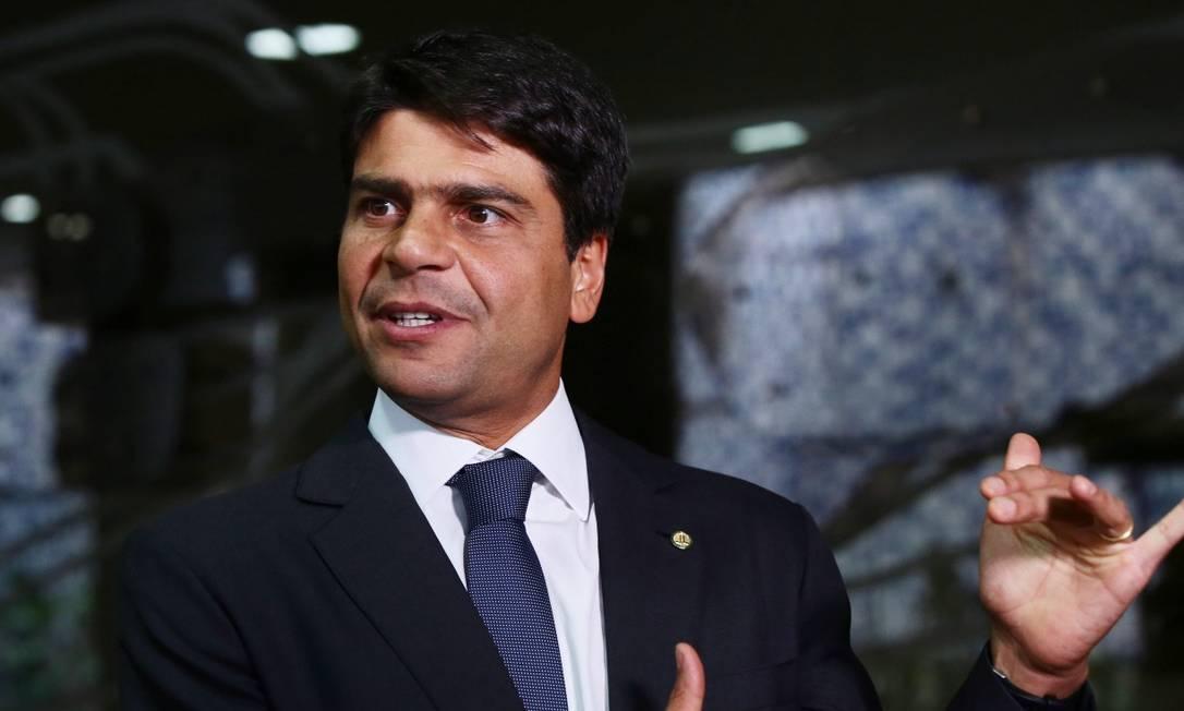 Pedro Paulo, secretário de Fazenda e Planejamento da nova gestão de Eduardo Paes Foto: Givaldo Barbosa / Agência O Globo
