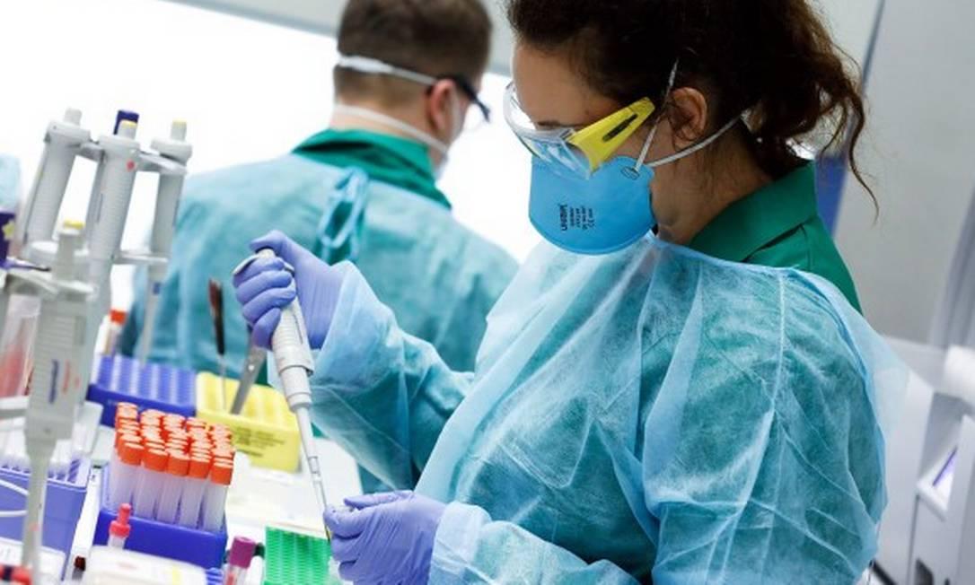 Vacina de Oxford: importação autorizada Foto: Reuters