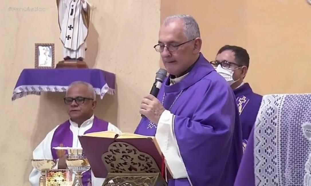 Dom Alberto Taveira Corrêa, arcebispo metropolitano de Belém Foto: Reprodução