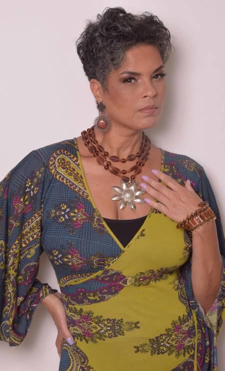 Mônica Moura Foto: Ernane Pinho