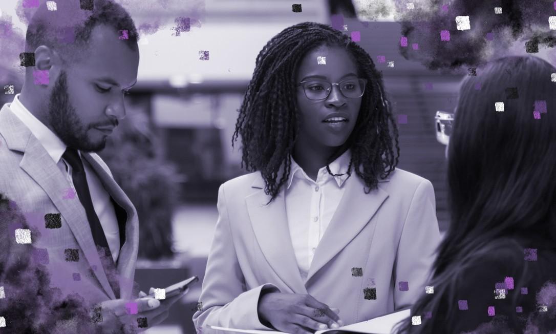 O estudo da PwC mostra que as empresas investem cada vez mais em programas de diversidade e inclusão, com 76% afirmando que eles são uma prioridade Foto: freepik.com