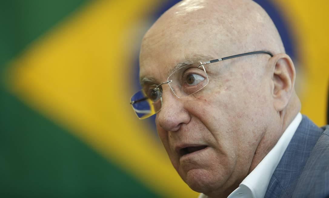 O ex-secretário especial de Desestatização do governo Bolsonaro, Salim Mattar, figura em lista de signatários de manifesto pró-democracia Foto: Denio Simões / Valor