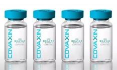 A vacina Covaxin foi desenvolvida por empresa indiana e agência sanitária do país Foto: Reprodução / Agência O Globo