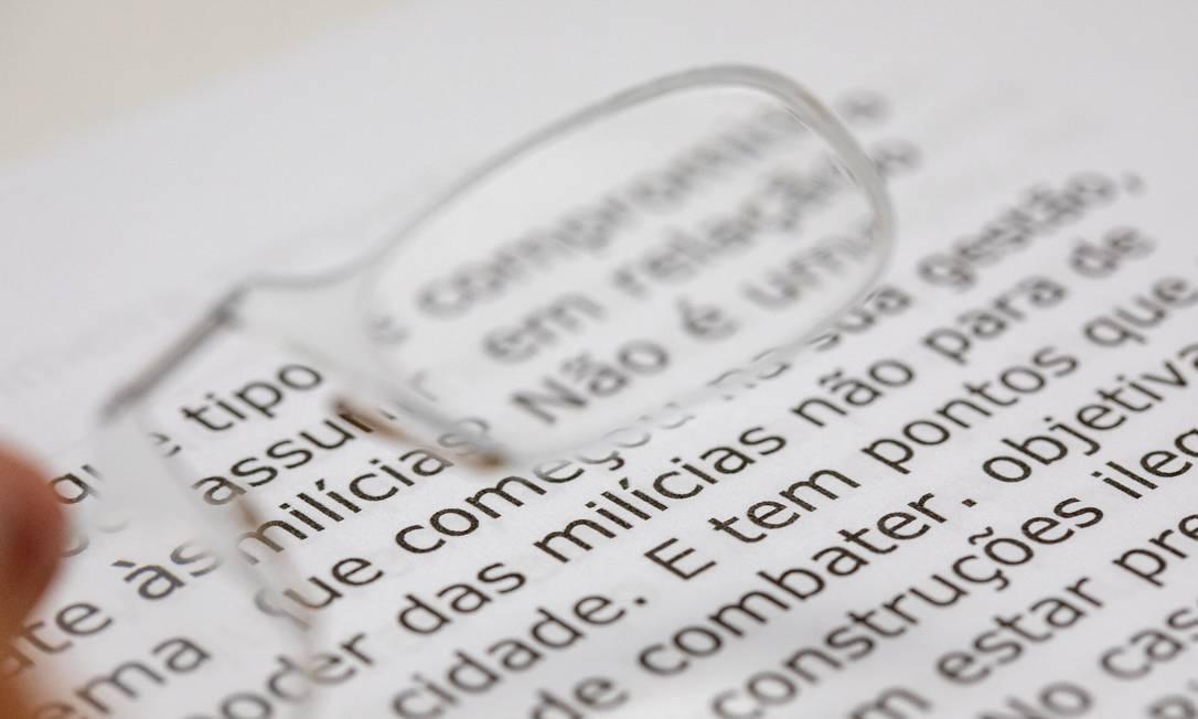 Professores citam tabagismo, cultura do cancelamento e adoção no Brasil como possíveis temas para a redação do Enem Foto: Ana Branco / Agência O Globo