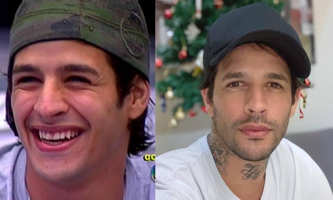 Rafinha levou a grana no fim do ''Big Brother Brasil 8''; hoje ele atua como tatuador em Campinas Foto: Reprodução
