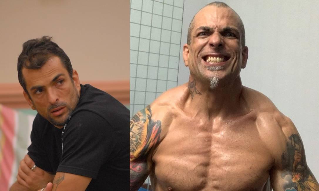 Marcelo Dourado venceu o 'Big Brother Brasil 10'. Após a vitória, ele se tornou campeão de jiu-jitsu Foto: Reprodução / TV Globo