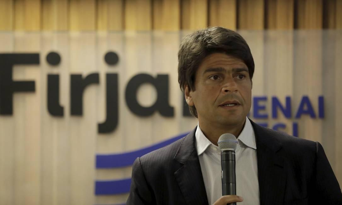 Deputado federal Pedro Paulo Foto: Gabriel de Paiva em 2-12-2020 / Agência O Globo
